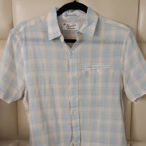Original Penguin short sleeve button down